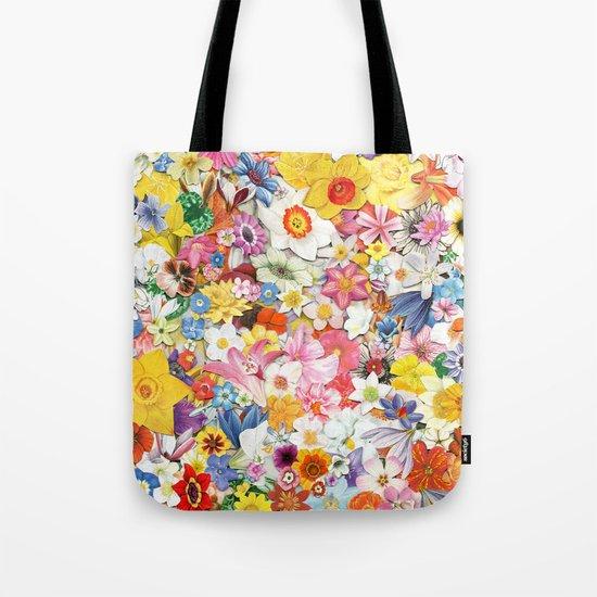 Flowers.2 Tote Bag