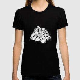 Zombies Skulls T-shirt