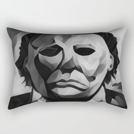 Michael Myers Rectangular Pillow