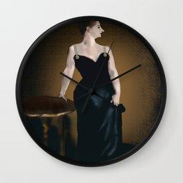 John Singer Sargent Wall Clock