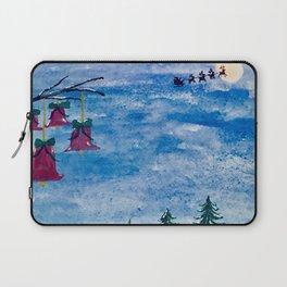 Santa's Very Busy Laptop Sleeve