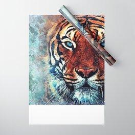 Tiger spirit Wrapping Paper
