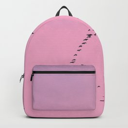 Time to go Backpack