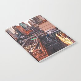 New York City from Above Notebook