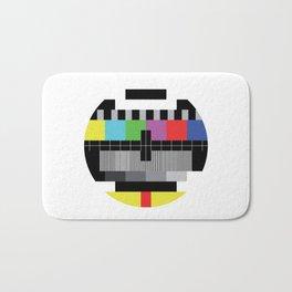Mire - Testcard - Big Bang Theory Bath Mat
