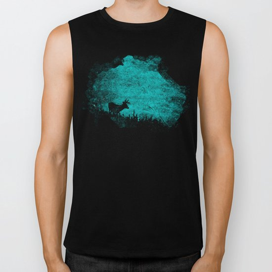 Patronus in a Dream Biker Tank