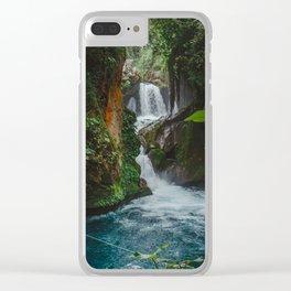 Puente de Dios Clear iPhone Case