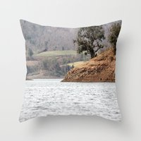 once upon a  time Throw Pillows featuring Once upon a Time by Four Hands Art