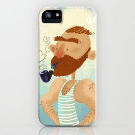 The Summer LOVE. iPhone Case