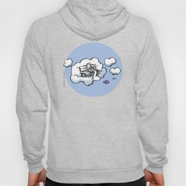 Cloud Bench for Squirrels Hoody