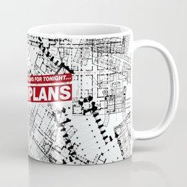 Floorplans! Coffee Mug