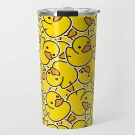 Rubber Duckies Travel Mug