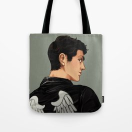 Angels are real Tote Bag