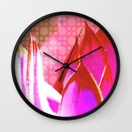 Amulette - charme 3 Wall Clock