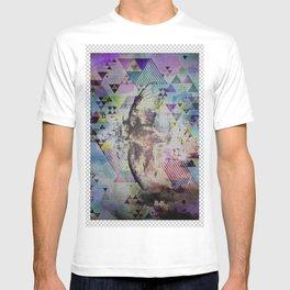 Cry bird T-shirt