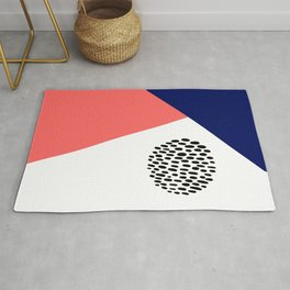 Abstract 006 Rug