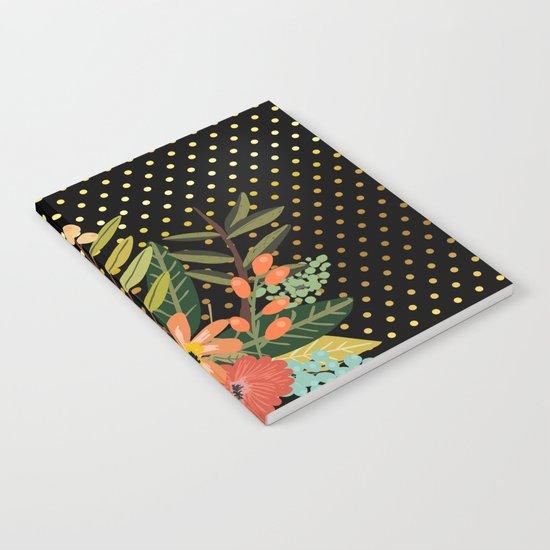Flowers Bouquet #9 Notebook