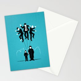 Because it's Cool. Stationery Cards