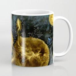 gold dark matter Coffee Mug