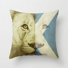 """""""Caledonia"""" Throw Pillow"""