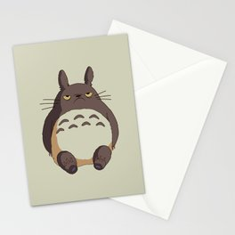 Grumpy T0toro Stationery Cards