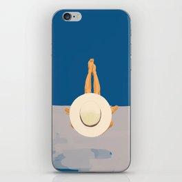 At The Ocean iPhone Skin