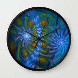 Widow Creek Wall Clock