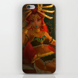 Riju Breath of the wild iPhone Skin