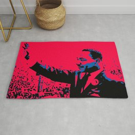 Martin Luther - The Great - Society6 BLM Online Art Shops - Dr King - Jr. Michael 226 Rug