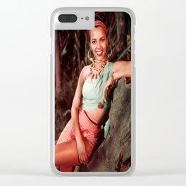 dorothy dandridge. Clear iPhone Case