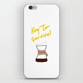 Coffee - Chemex iPhone Skin