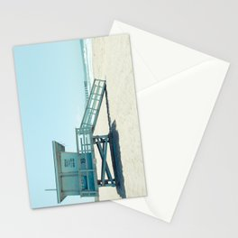 Hermosa Beach Lifeguard Tower 19 Stationery Cards