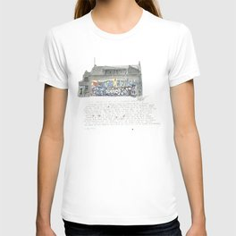 46 Fredrick Street T-shirt