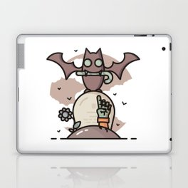 Candy giver Laptop & iPad Skin