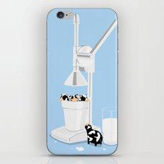 Milkmaid 5000 iPhone & iPod Skin