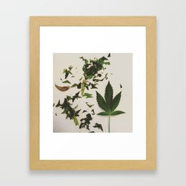Need a Trim? Framed Art Print