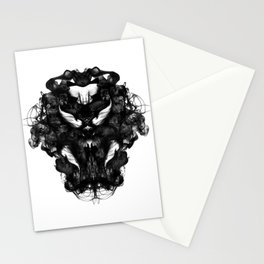"""Now, tell me what you see."" Stationery Cards"