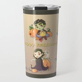 Baby monsters Travel Mug