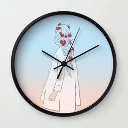 until soft Wall Clock