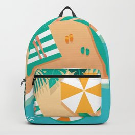 These Are The Days Backpack