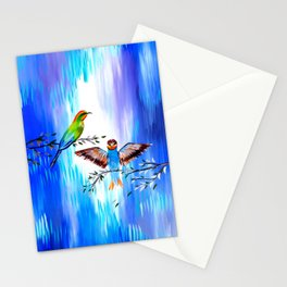 Our Love Story Stationery Cards