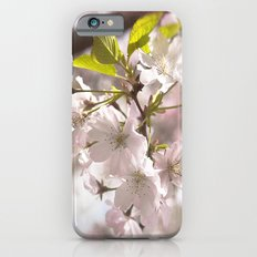 Tender Blossoms Slim Case iPhone 6s