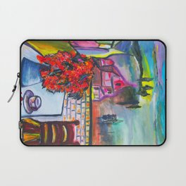 Room With A View  #society6 #decor #buyart Laptop Sleeve