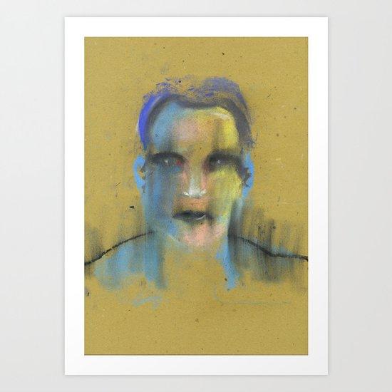 iSee you Art Print