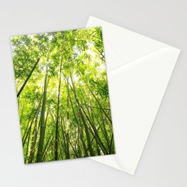 Maui Bamboo Forest Stationery Cards