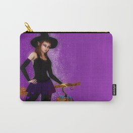 Oktober Witch Carry-All Pouch