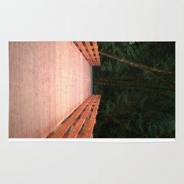 Red Cedar Hiking Bridge Rug