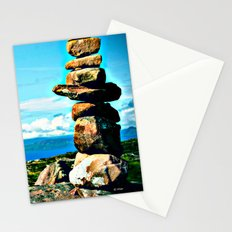 Rocks to Heaven Stationery Cards