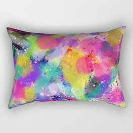 Chaos after chaos Rectangular Pillow