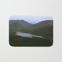 Reflection Lake Bath Mat